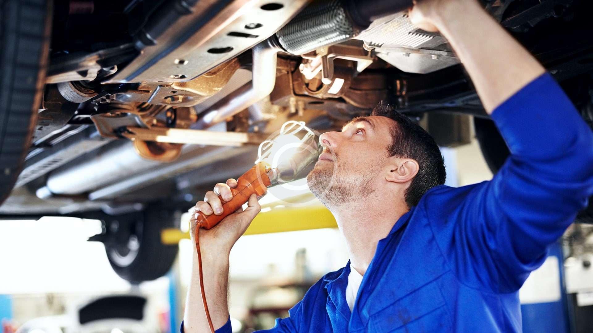 Factory Certified Repair